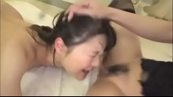 lesbian squirt forced ebony Japanese cloud in bad