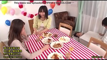 chilean japanese forced Girl honey is having threesome with horny dudes