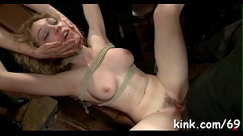 bound carter force gagged sex christina and Lick feet fuck