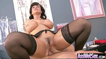 her oiled vanessa ass lunas has perfect up Latina mouth piss