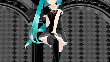 ready for action hatsune is miku Asian desires vol3 part 3