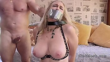tied with nylons Fucking wife while sister sleeps